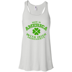 St Patrick's Day Irish Shirts Made in Amercia with Irish ingredients T-shirts Hoodies Sweatshirts