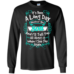 Family Shirts It's Been A Long Day Without You Son See You Again T shirts Hoodies Sweatshirts