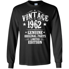 1962 Shirts Vintage 1968 Genuine Original Limited Edition T-shirts Hoodies Sweatshirts - TeeDoggie.Com