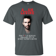 The D Is Missing Shirts Adam Levine T shirts Hoodies Sweatshirts - TeeDoggie.Com