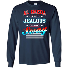 America Shirts AL QAEDA'S JUST JEALOUS T-shirts Hoodies Sweatshirts