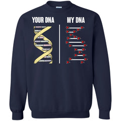 Southeast Missouri State Redhawks T shirts Your DNA My DNA Hoodies Sweatshirts