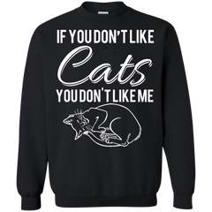 Cats Shirts Don't like Cats Don't Like Me T-shirts Hoodies Sweatshirts - TeeDoggie.Com