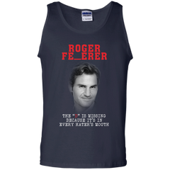 The D Is Missing Shirts Roger Federer T shirts Hoodies Sweatshirts - TeeDoggie.Com