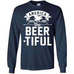 America Beer Shirts AMERICA THE BEER-TIFUL T-shirts Hoodies Sweatshirts