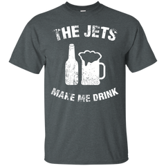 120 The Jets Beer Shirts The Jets make me Drink T-shirts Hoodies Sweatshirts - TeeDoggie.Com