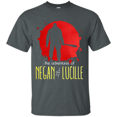 The Walking Dead Shirts The Adventures Of Negan And Lucille T shirts Hoodies Sweatshirts - TeeDoggie.Com