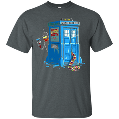 Doctor Who T-shirts Doctor's Tardis Shirts Hoodies Sweatshirts