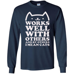 Cat Shirts BY OTHERS I MEAN CATS T-shirts Hoodies Sweatshirt
