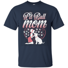 Family Mom Dogs Pitbull Shirts Pitbull Mom T-shirts Hoodies Sweatshirts