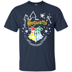 Harry Potter Hogwarts Crest One Piece Snapsuit T-Shirt Hoodie