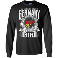 Germany T-shirts You Can't Take Germany Out Of This Girl Hoodies Sweatshirts