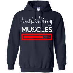 Bodybuilding Shirts Installing Muscles 99% T-shirts Hoodies Sweatshirts