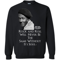 Chuck Berry Shirts Rock An Roll Will Be The Same Though Without Its Soul T shirts Hoodies Sweatshirts - TeeDoggie.Com