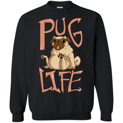 Pet Dog Pug T shirts Pug Life Hoodies Sweatshirts