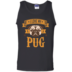 Dog Pug Shirts I love my Pug T-shirts Hoodies Sweatshirts