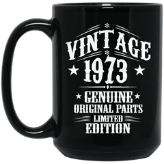 1973 Mug Vintage Genuine Limited Edition Coffee Mug Tea Mug