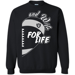 Oakland Raiders shirts And Wife For Life T-shirts Hoodies Sweatshirts