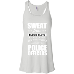 Career Police Officers Shirts Only Strong Women become Police Officers T-shirts Hoodies Sweatshirts