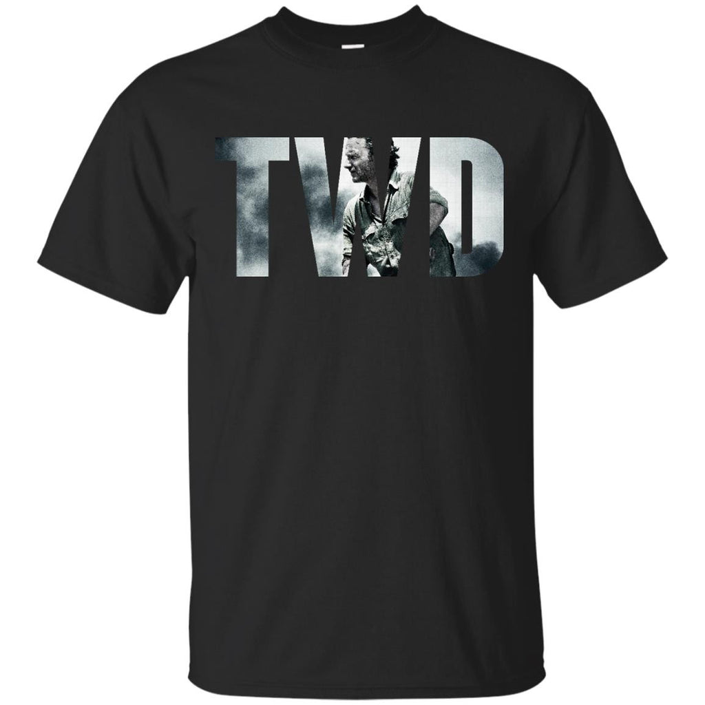 The Walking Dead T shirts Design