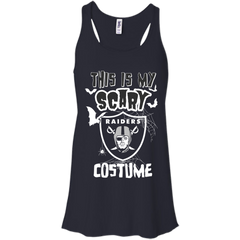 Oakland Raiders shirts Halloween This is my scary costume T-shirts Hoodies Sweatshirts