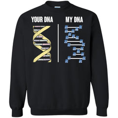 Hampton Pirates T shirts Your DNA My DNA Hoodies Sweatshirts