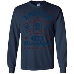 America Beer Shirts AMERICA THE BREWTIFUL T-shirts Hoodies Sweatshirts