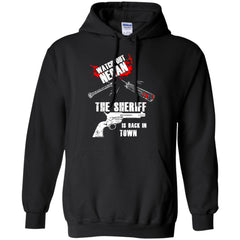 The Walking Dead T shirts Watch Out Negan Hoodies Sweatshirts