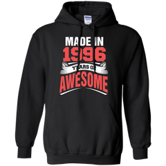 1996 Shirts Made in 1996 years of Awesome T-shirts Hoodies Sweatshirts