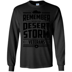 Veteran Shirts Remember Operation Desert Storm Veteran T-shirts Hoodies Sweatshirts - TeeDoggie.Com