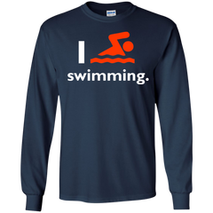Swimming Shirts I love Swimming T-shirts Hoodies Sweatshirts - TeeDoggie.Com