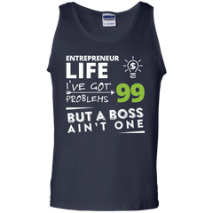 131 Entrepreneur Shirts Entrepreneur Life I've got 99 problems T-shirts Hoodies Sweatshirts - TeeDoggie.Com