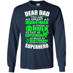 Father's Day Dad Marvel Shirts Dad You are Iron Man Hulk Superman Batman T-shirts Hoodies Sweatshirts