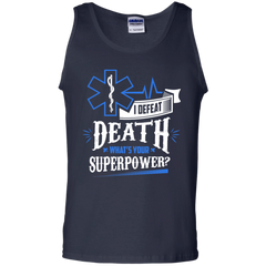 Doctors Shirts I defeat Death What's your power T-shirts Hoodies Sweatshirts