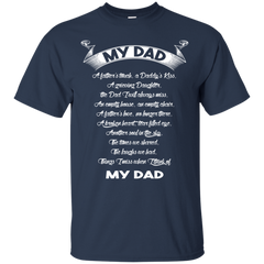 Father's Day Gift T-shirts A Daddy's Love Shirts Hoodies Sweatshirts