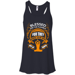 126 Yoga Shirts Blessed Are the Flexible For They Refuse to be Bent T-shirts Hoodies Sweatshirts - TeeDoggie.Com