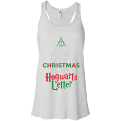 Christmas T-shirts All I Want For Christmas Is Hogwarts Letter - TeeDoggie.Com