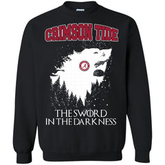 Alabama Crimson Tide Game Of Thrones T shirts The Sword In The Darkness Hoodies Sweatshirts