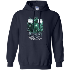 Disney Shirts Harry Potter Always Believe T shirts Hoodies Sweatshirts