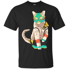 Supercat Cool Cat T shirts Hoodies Gifts For Cat Lovers - TeeDoggie.Com