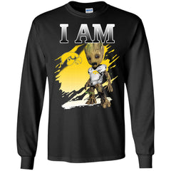 Iowa Hawkeyes Groot I Am T shirts Hoodies Sweatshirts
