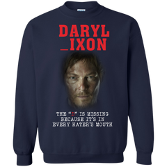 The D Is Missing Shirts Daryl Dixon T shirts Hoodies Sweatshirts - TeeDoggie.Com