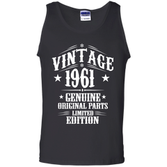 1961 Shirts Vintage 1961 Genuine Original Limited Edition T-shirts Hoodies Sweatshirts