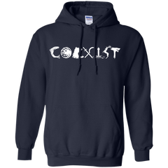 Game Of Thrones T-shirt Coexist Shirts Hoodies Sweatshirts