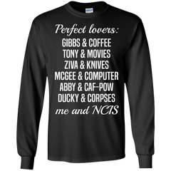 NCIS Shirts Perfect Lover Me And NCIS T shirts Hoodies Sweatshirts