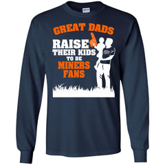 UTEP Miners Father T shirts Great Dads Raise Their Kids To Be Miners Fans Hoodies Sweatshirts