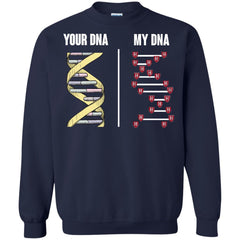 Harvard Crimson T shirts Your DNA My DNA Hoodies Sweatshirts