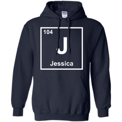 Jessica Chemical Elements Shirts I'm Jessica T-shirts Hoodies Sweatshirts