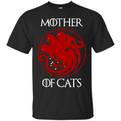 Game Of Thrones Mother Cats T-shirts Mother Of Cats Shirts Hoodies Sweatshirts