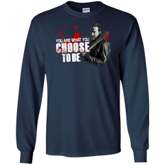 The Walking Dead Shirt Negan Choose To Be T shirts Hoodies Sweashirts - TeeDoggie.Com